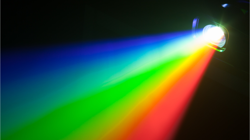 【東京農工大学】公開講座「自分で光を分けてみよう!―ピンクの光の謎-」