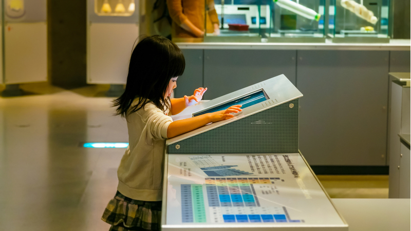 国立科学博物館 常設展