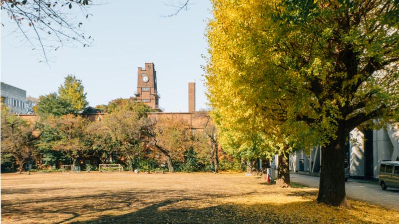 駒場地区キャンパスの見学