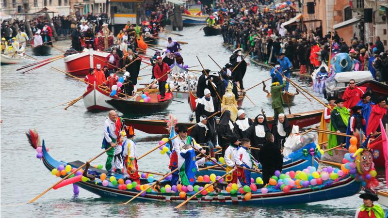 第1回 公開講演会 イタリア音楽紀行 ー春の祭りカーニバルの音楽と踊りー
