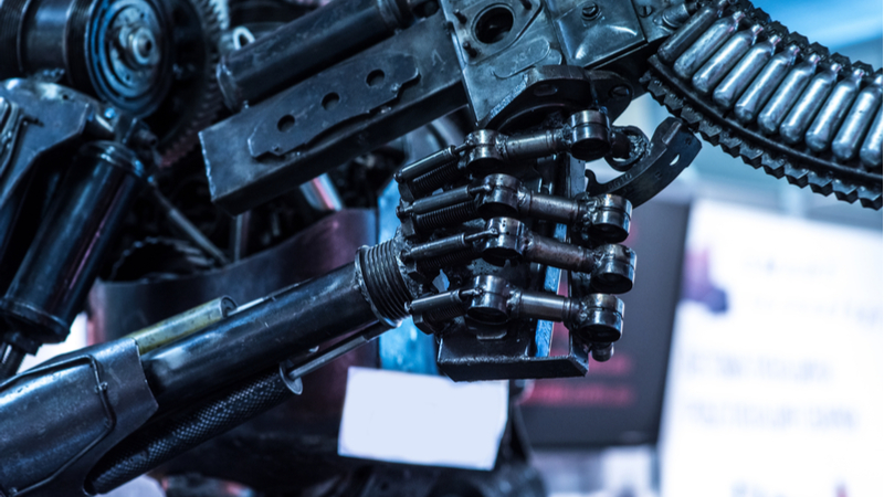 公開シンポジウム「キラーロボットのない世界にむけて」