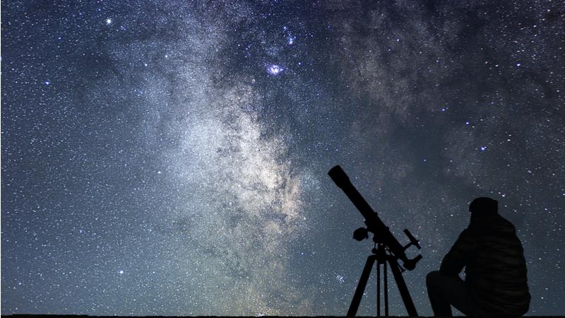 第4回天文学講座「望遠鏡で拡大しても見えない星の姿を見るには?」