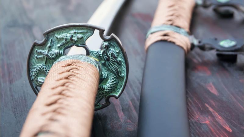 岐阜大学公開講座 日本刀のおはなし