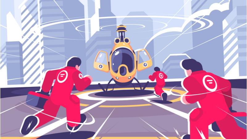 なぜ、医師が大阪の「空を飛ぶ」のか 大阪府ドクターヘリの紹介