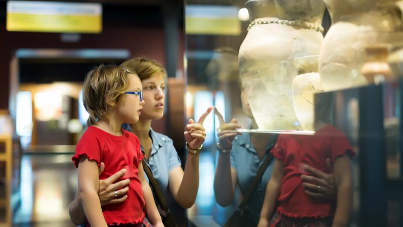 国立科学博物館【小・中学生向け】「博物館の達人」になろう