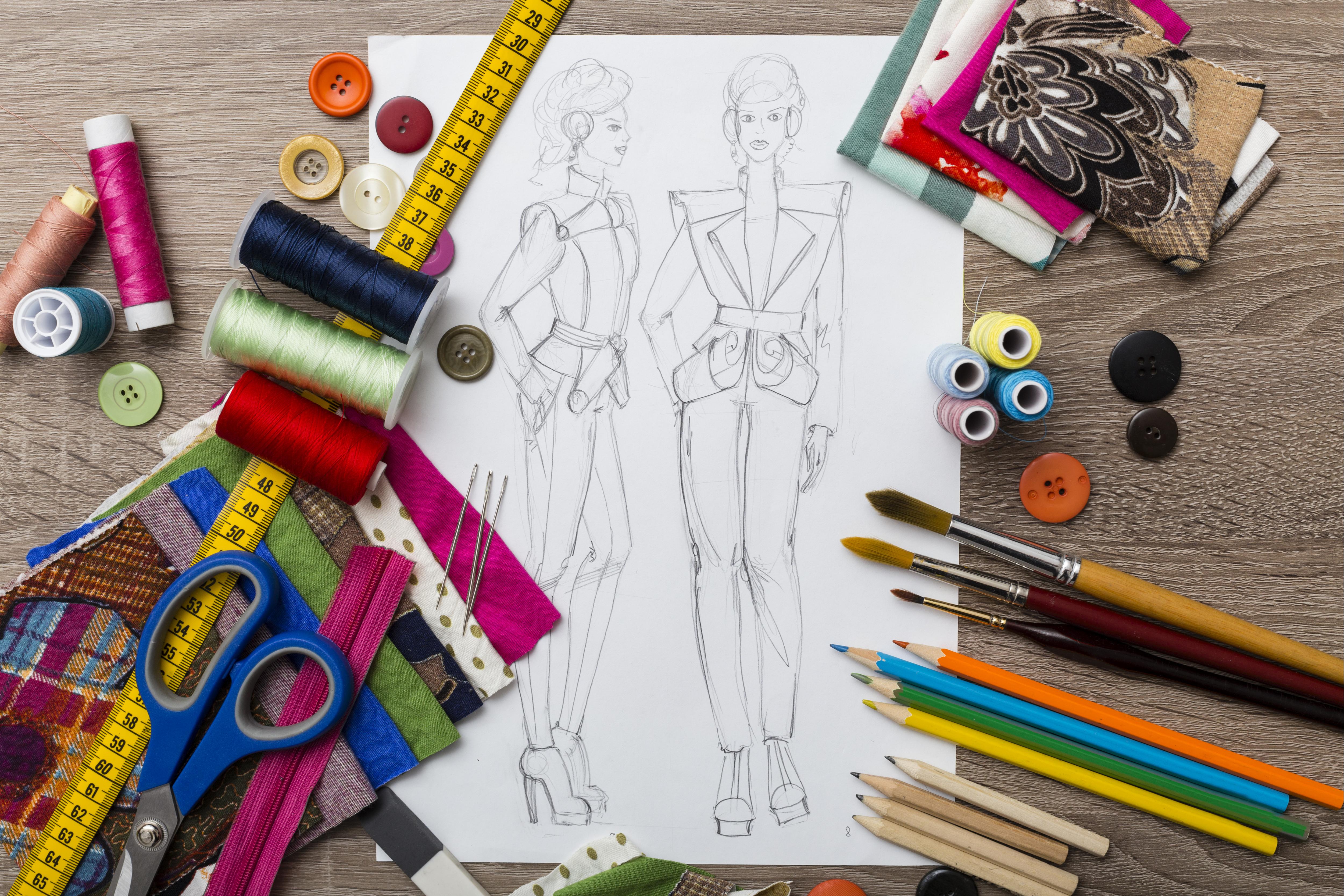 2020 第13回 高校生ファッションデザイン画コンテスト 作品募集