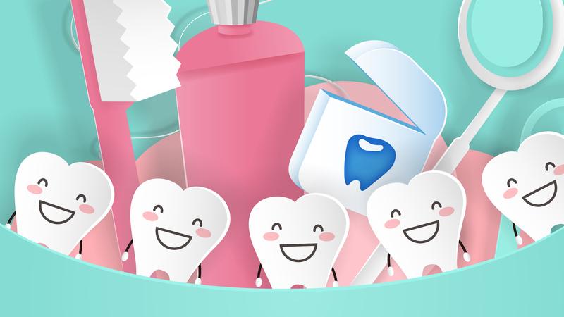 令和2年度「歯・口の健康に関する図画・ポスターコンクール」《作品募集》