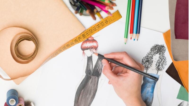 【文化学園大学】高校生ファッション画コンテスト2020《作品募集》