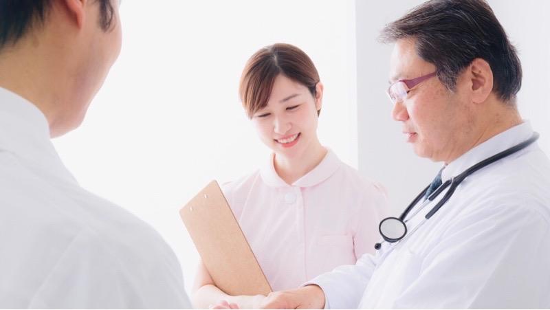 【米の山病院】高校生看護体験